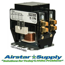Rheem / Ruud Replacement Contactor - 2 Pole • 40 Amp • 24V Coil