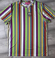 Urban Threads Stripes Men T Shirt Size S Brand New Clothing