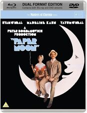 PAPER MOON Ryan O'Neal Madeline Kahn BLURAY+DVD FILM in Inglese NEW .cp