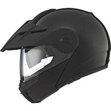 Cascos brillantes Schuberth color principal negro para conductores