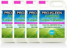 ARTIFICIAL GRASS CLEANER LAWN ASTROTURF PET DISINFECTANT DEODORISER FLORAL 20L