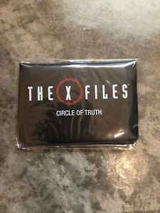 New The X-Files Circle of Truth Card Game - Loot Crate Exclusive Sealed Aliens