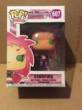 Starfire #607, Teen Titans Go!, Funko Pop! Vinyl Figure, Very Good Condition