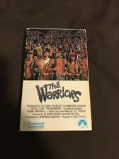 THE WARRIORS Movie Beta β VIDEO TAPE Walter Hill Michael Beck