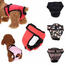 Sanitary Hygienic Pants Dog Diaper Shorts Panties Menstruation Underwear Briefs
