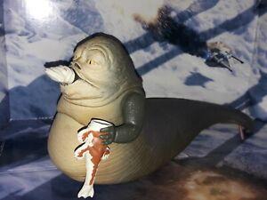 Hasbro Star Wars Episode 1 Jabba The Hutt Water Spitting Gong Chuba