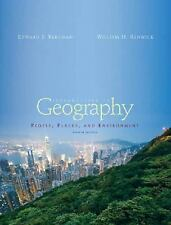 Introduction to Geography: People, Places and Environment (4th Edition)