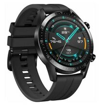 Huawei Watch GT 2 Sport Edition 46mm Black Stainless Steel Case with Matte Blac…