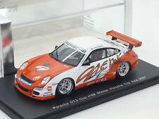New 1:43 Spark Porsche 911 GT3 No88 Cup Asia 2007 Winner 997 Supercup RS GT2 GT4