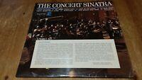 Frank Sinatra – The Concert Sinatra Vinyl LP Album 33rpm 1963 Reprise – R-1009