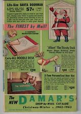 1962 Christmas Catalog Damar's Shop by mail gifts novelties