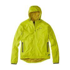Madison Flux Super Light Men's Softshell Waterproof Jacket, S - Yellow