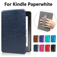 Magnetic Cover Protective Shell Smart Case For Amazon Kindle Paperwhite 1/2/3/4