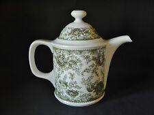 ROYAL TETTAU HERRENHAUSEN TEA POT 200mm HIGH ACROSS VERY GOOD CONDITION