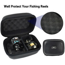 Fishing Reel Case for Spinning Reel Baitcasting Reel Protective Storage Bag Box