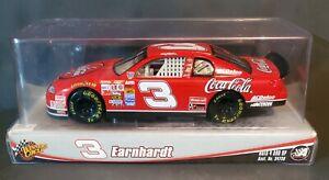 2005 Dale Earnhardt Sr Diecast 1:24 Coca Cola Car - New in Box