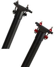 Hylix Carbon Seatpost-33.9mm*590MM-235g-Ultra Light-Fit Dahon Folding Bike