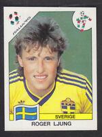 # 24 Roger ljung-Sverige PANINI-EURO 92