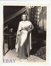 Marlene Dietrich sexy Garden Of Allah VINTAGE Photo