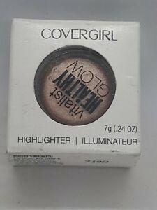 COVERGIRL Vitalist Healthy Glow Highlighter / Illuminator #3 Candle Lit Bronze