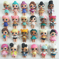 Lot 5 LOL Surprise Dolls Lot Random big sister Random Dress Shoes Bottle toy