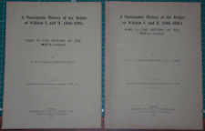 More details for a numismatic history reigns of william i & ii part ii history of the mints books