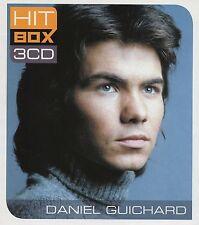 Daniel Guichard : Hit Box (3 CD)