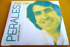 JOSE LUIS PERALES Poeta del amor - precintada - tapas de cartón duro