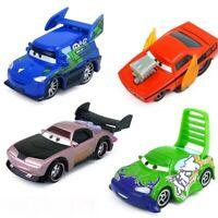 Disney Pixar Cars Lot Boost, DJ, Wingo, Snot Rod, Diecast Model Toys Metal Loose