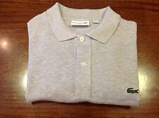 Lacoste Cotton Patternless Slim Casual Shirts & Tops for Men