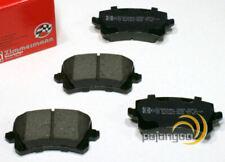 Seat Leon 5F - zimmermann Frenos Forros de Pastillas para Traseras