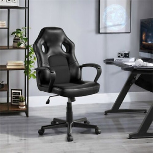 Gaming Chair Office Leather Ergonomic Executive Desk Chair Swivel Racing chair