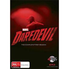DAREDEVIL-Season 1-Region 4-New AND Sealed-4 Disc Set-TV Series