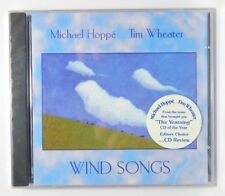 Wind Songs by Michael Hoppe & Tim Wheater ~ New CD (1996, Seventh Wave)