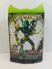 Lego Bionicle Glatorian Legends Vastus 8986 NEW Sealed!