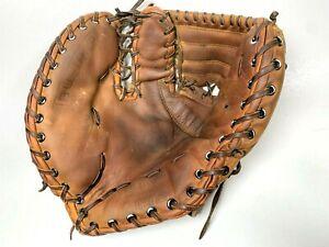 RARE Vintage Wilson 2 Finger Leather Professional Baseball Glove A2752 LHT