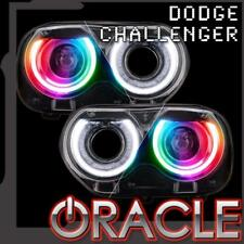 Oracle 1329-339 2015-2018 Dodge Challenger ColorSHIFT RGB+W DRL Replacements