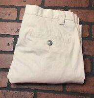 GAP Straight Fit Pinstripe Khaki Pants Men's Size 31 x 30
