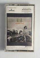Rush *Permanent Waves *cassette tape *VG+ *Mercury *1980 *822 548-4 M-1 *ROCK