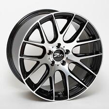 """NEW 18"""" ZITO 935 ALLOYS 5X112 VAG VW GOLF PASSAT CADDY T4 VAN AUDI A3 SEAT SKODA"""