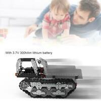 2.4G 10CH RC DIY Assembly Excavator Dumper Engineering Truck Car Vehicle Model