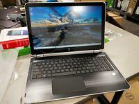 "HP Pavilion x360 15.6"" BK193MS 2in1 Touch Laptop i5 7200U 8G Ram 1TB HDD 2.5GHz"