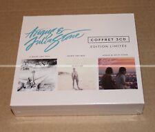 ANGUS ET JULIA STONE -- COFFRET 3 CDs -- EDITION LIMITEE NEUF