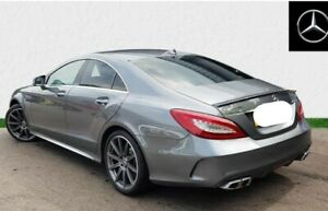 Mercedes Cls63 Amgs Shell V5 Unrecorded