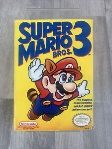 Super Mario Bros 3 (NES Nintendo Entertainment System) Video Game Box Only