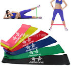 New Resistance Band Tube Workout Exercise Elastic Band Fitness Equipment Yoga CA