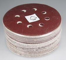 50 Stück Schleifscheiben Set Ø 125mm Exzenter-Schleifer K40-K180