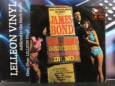 Música de misterio, caos y asesinato Banda Sonora Lp MFP1254 película años 60