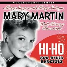Mary Martin - Mary Martin Sings Walt Disney & Other Rarities [New CD] UK - Impor