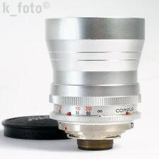 Edixa-Tele-Xenar 4/135 * Edixa Electronica Compur * DKL mount